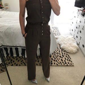 Vintage Embellished Jumpsuit SZ S